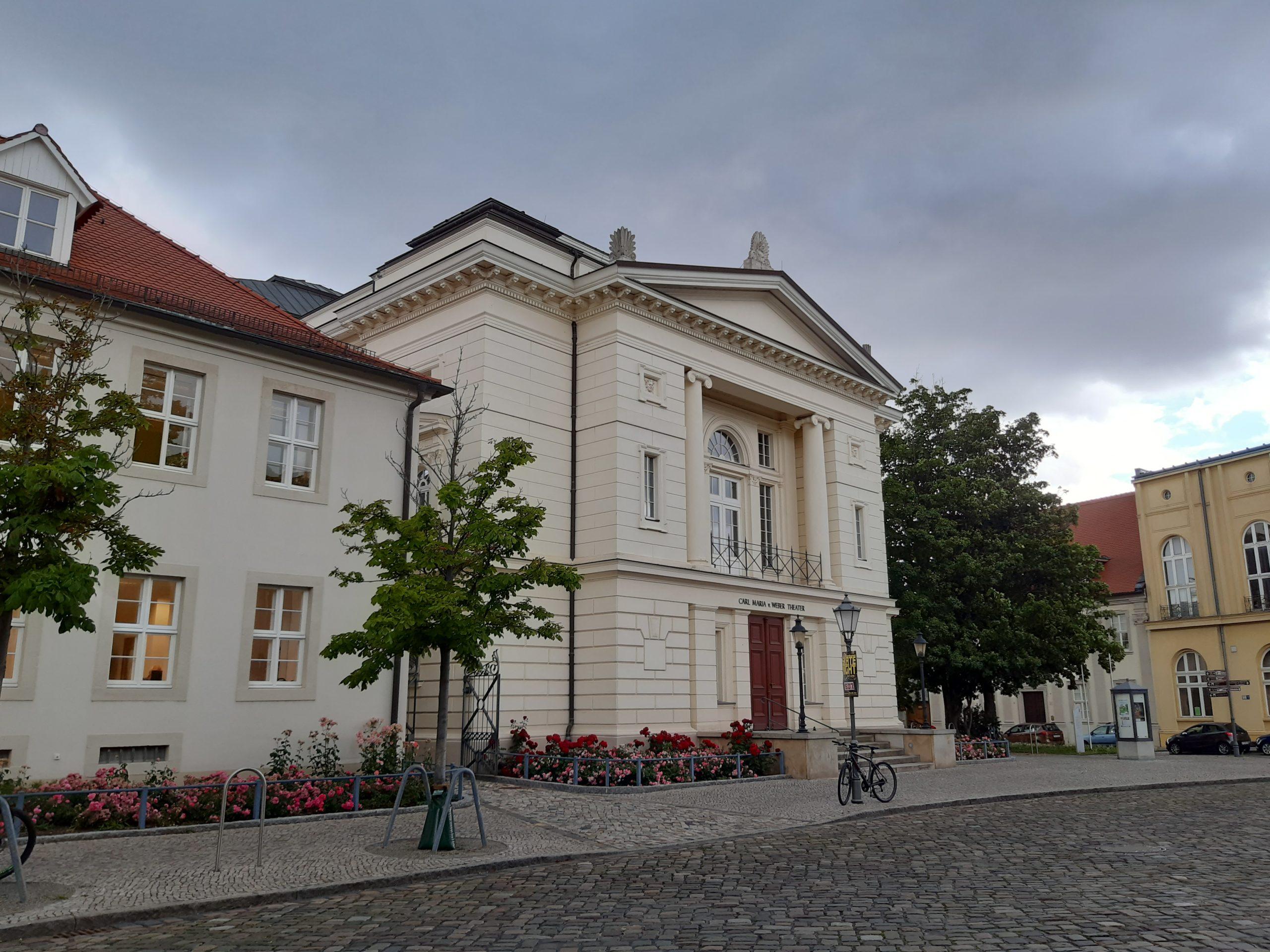 Carl Maria von Weber Theater