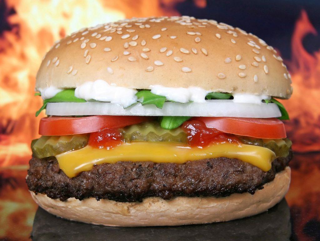 Fastfoodrestaurant Burger King