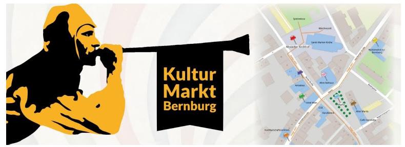 9. Kulturmarkt Bernburg