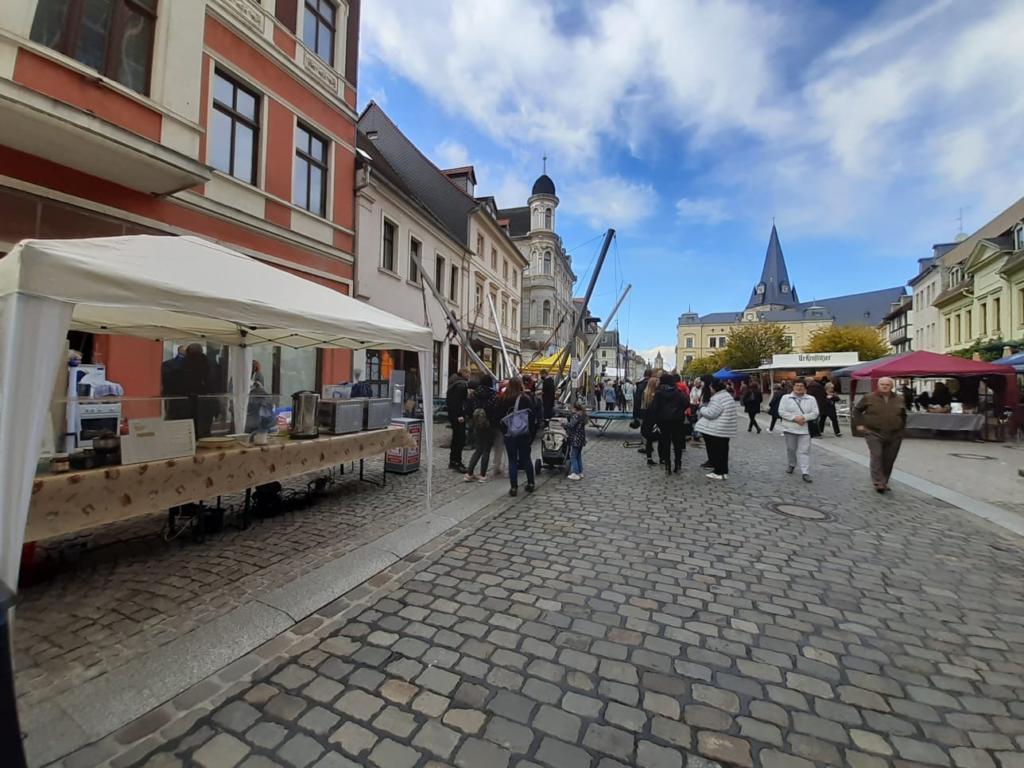 Kultur Markt 2020 Bernburg