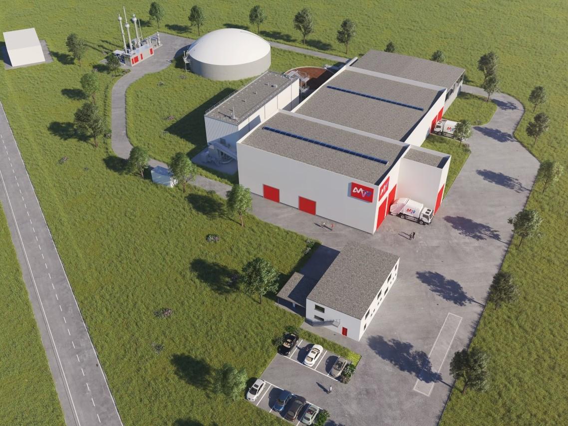 Neue Energie für Bernburg
