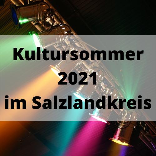 Kultursommer 2021 des Salzlandkreises